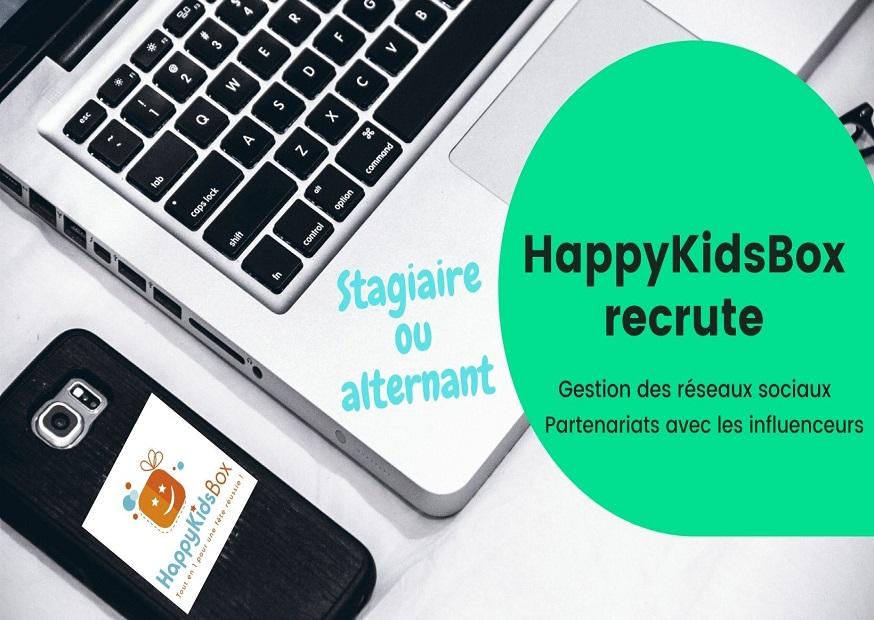 HappyKidsBox Recrute