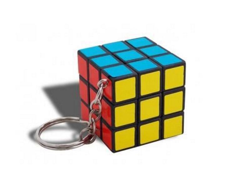 Porte-clés Cube (3.2cm)