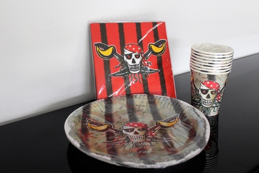 Set De Vaisselle Pirates